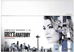 Grey's Anatomy S1-14 [DVD] [2018]