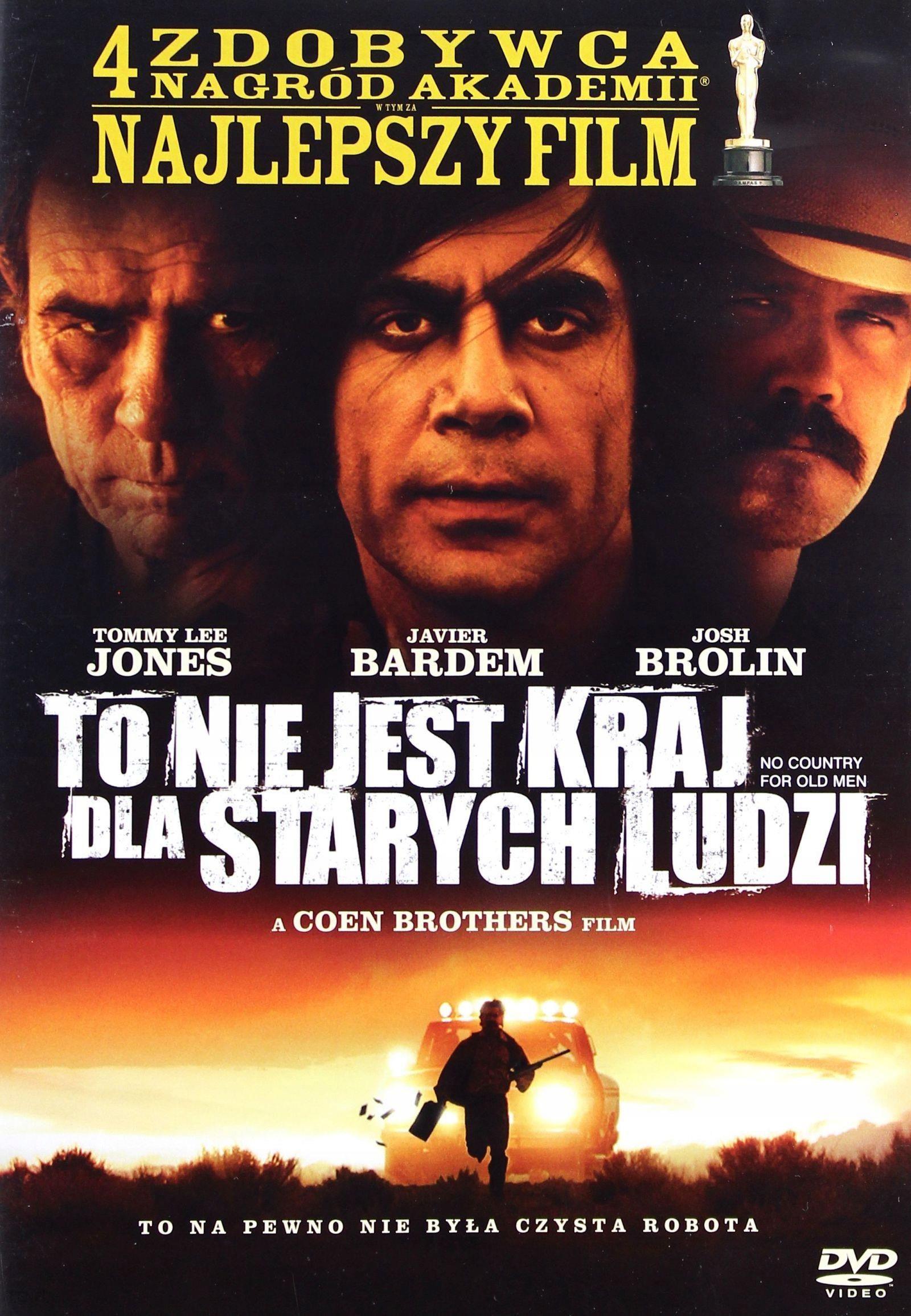 Film DVD To Nie Jest Kraj Dla Starych Ludzi [DVD] - Ceny i opinie ...
