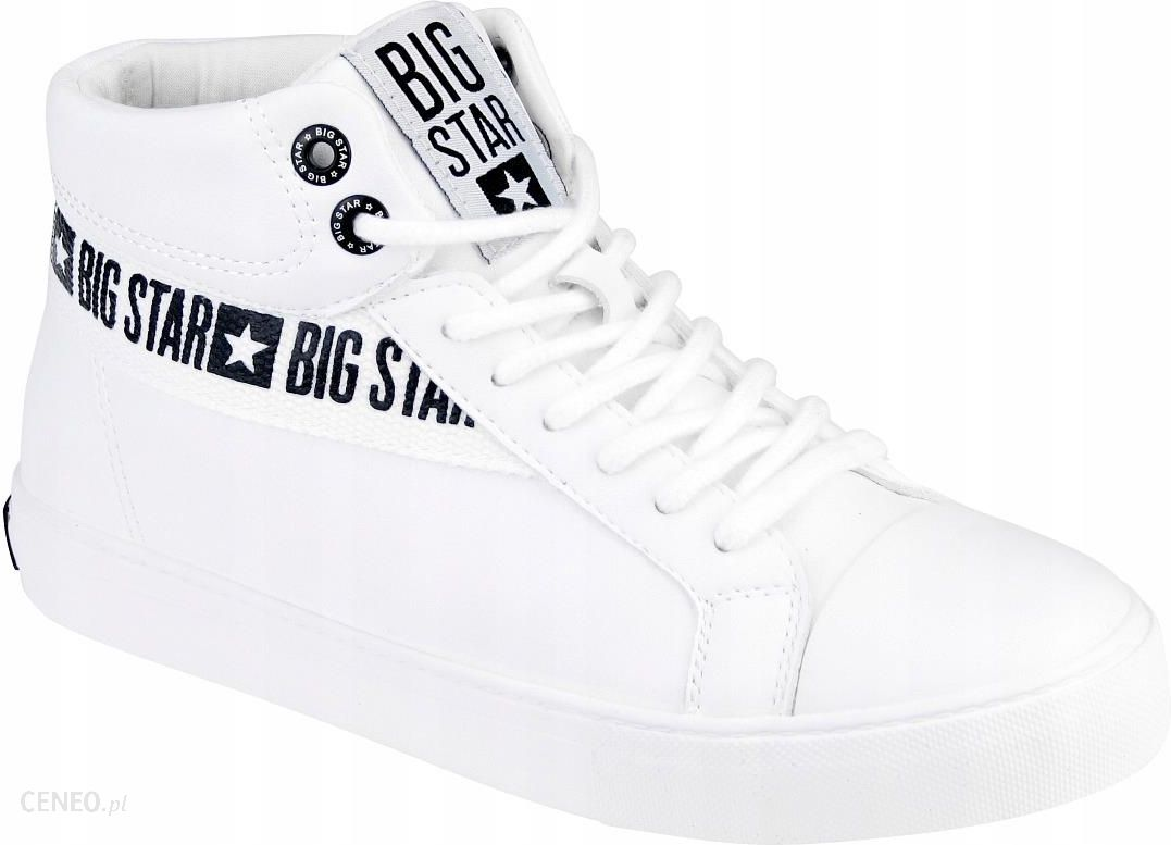 Trampki damskie Ekoskóra buty Big Star EE274356 36 Ceny i opinie Ceneo.pl