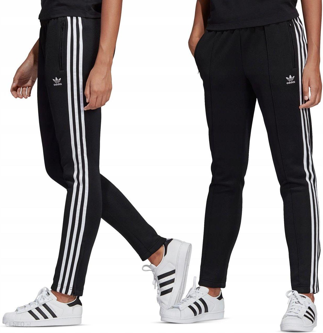 Spodnie dresowe damskie Dresy adidas Originals Ceny i opinie Ceneo.pl