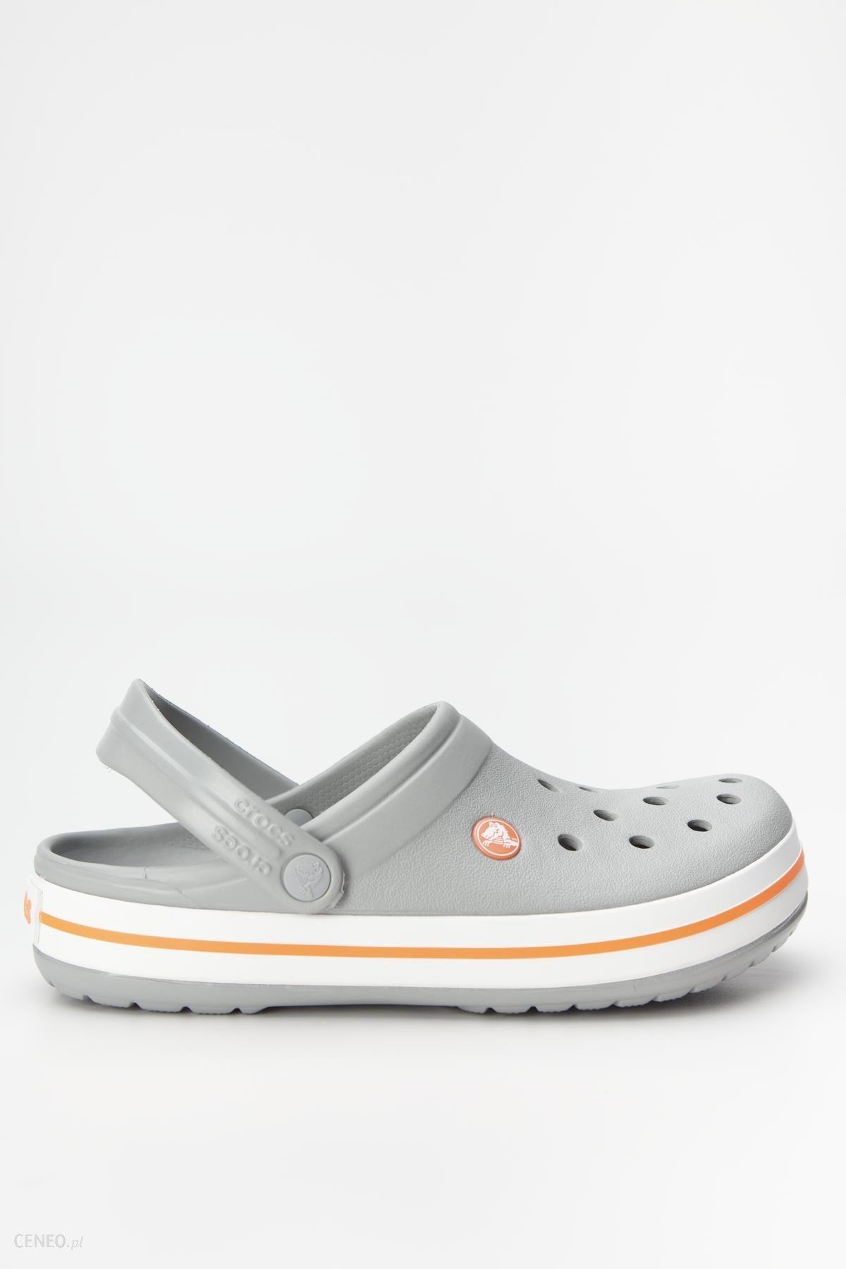 Chodaki Crocs Crocband Light Greyb C 3738 (M5) Ceny i opinie Ceneo.pl