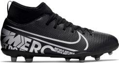 Buty piłkarskie Meskie Nike Mercurial Superfly 5 FG Czarno