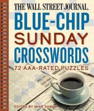 The Wall Street Journal Blue-Chip Sunday Crosswords (Shenk Mike)