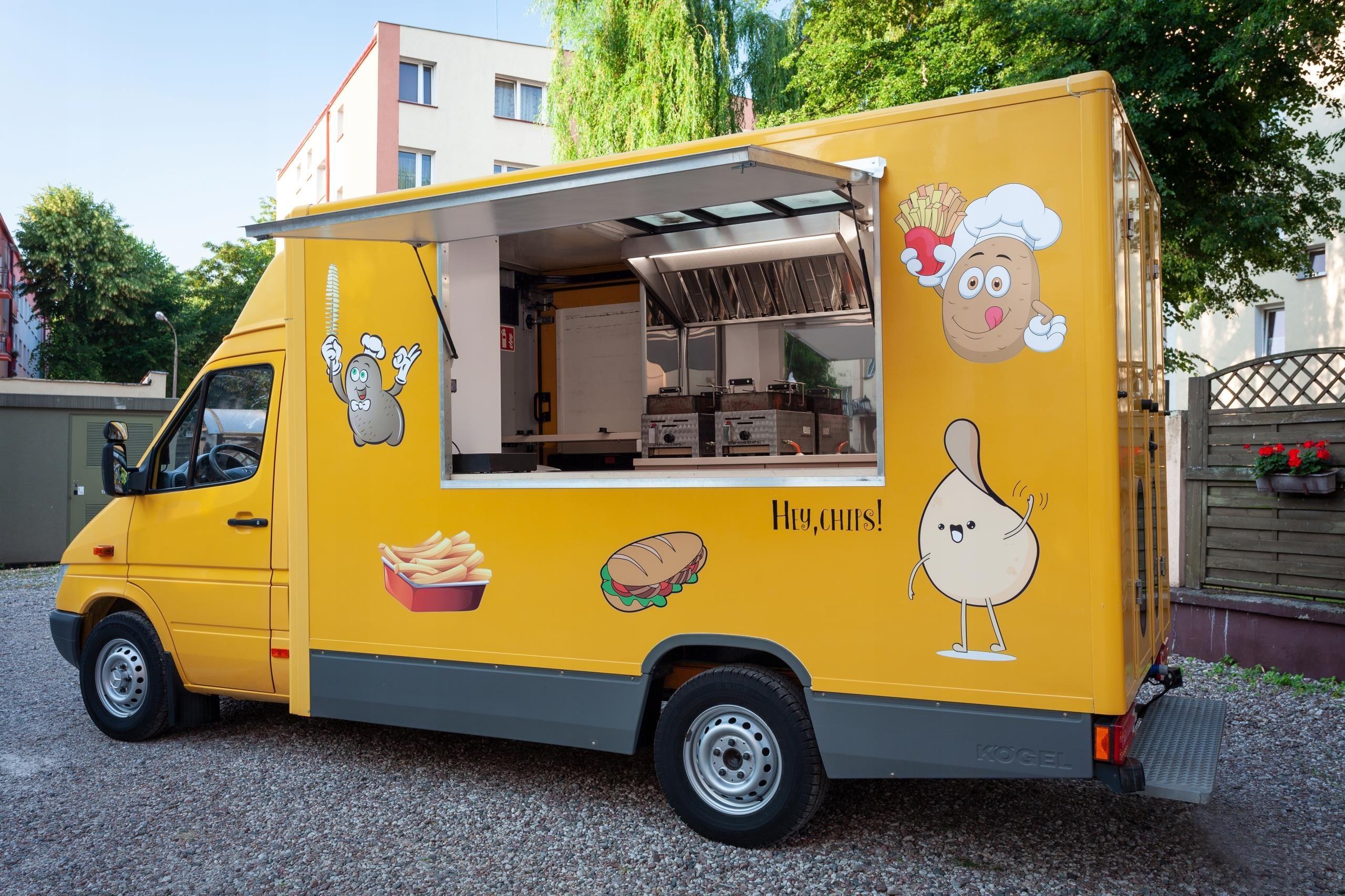 Samochod Gastronomiczny Food Truck Opinie I Ceny Na Ceneo Pl