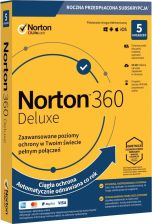 Norton 360 Deluxe 5Pc / 1Rok 2019