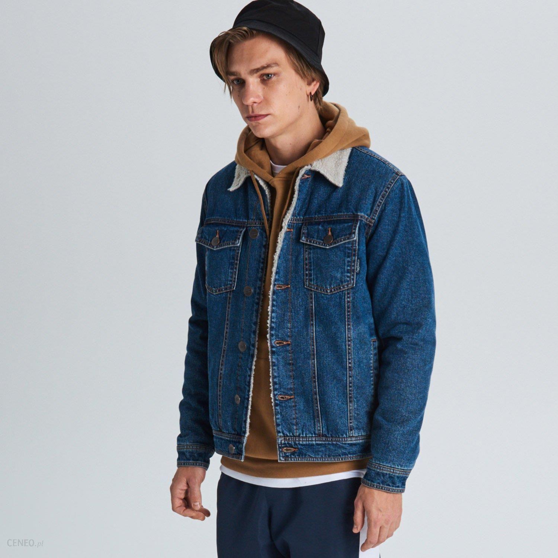 cropp kurtka męska jeans