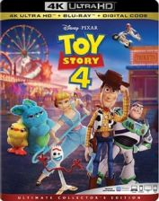 Toy Story 4 (Disney) [Blu-Ray 4K]+[Blu-Ray]