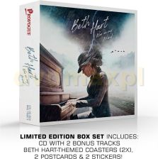 Beth Hart: War In My Mind [BOX] [CD]