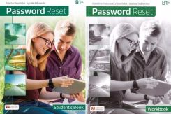Password Reset B1+ SB w.wieloletnia MACMILLAN
