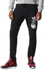 Adidas Spodnie męskie Prime Pant szary r. S (AI7480)