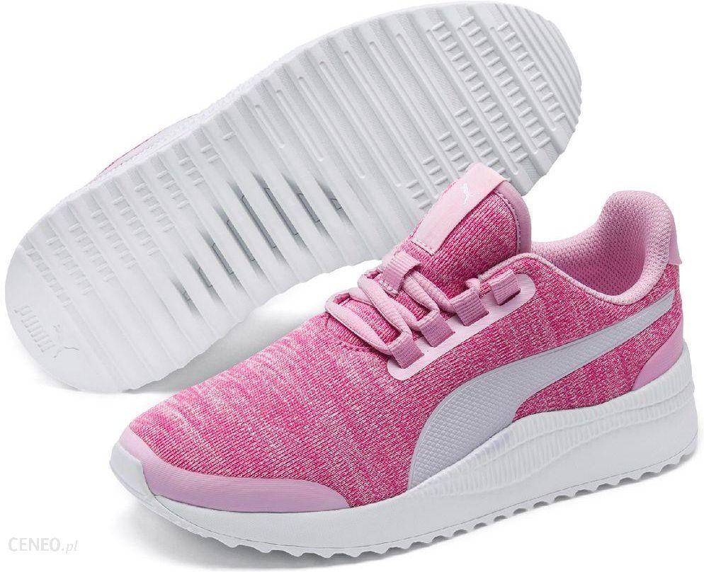 Puma tenisówki Pacer Next FS Knit Jr Pale Pink White 36 Ceny i opinie Ceneo.pl