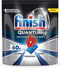 Finish Quantum Ultimate Tabletki Do Zmywarki 40Szt