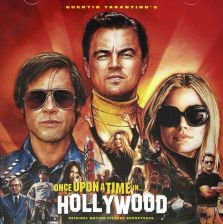 Quentin Tarantino's Once Upon a Time in Hollywood soundtrack (Pewnego razu w Hollywood) [CD]