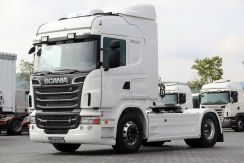 SCANIA R 500 / V8 / RETARDER / MANUAL / EURO 5
