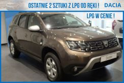 Dacia Duster Comfort 115Km Benzyna + LPG Wspomagan
