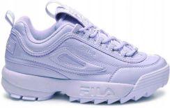 Fila Disruptor sneakersy damskie violet Eu 38 Ceny i opinie Ceneo.pl