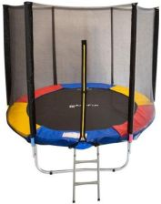 Just Fun Trampolina Ogrodowa 10Ft 312Cm Multicolor