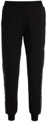 Fila CLASSIC BASIC Spodnie treningowe black Ceny i opinie