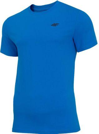 T shirt, koszulka męska 4F TSM070, czerwony, H4Z19