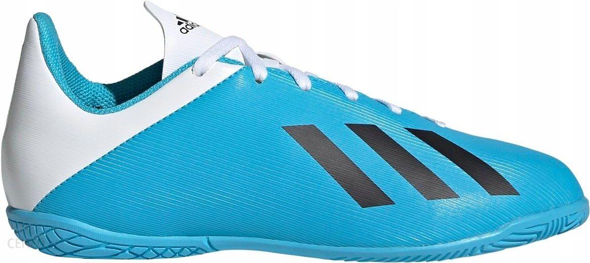 Adidas, Buty dziecięce, X 19.4 IN F35352, niebieski, rozmiar 35