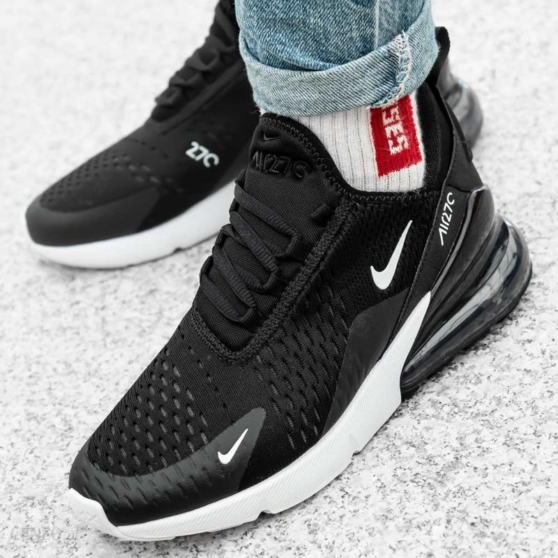 Nike Air Max 270 (gs) Nike 943345 013 blackwhite