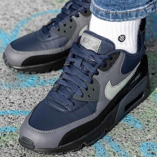 Nike Air Max 90 LTR GS (833412 406) Ceny i opinie Ceneo.pl
