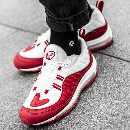 Buty Nike Priority MID czerwone 641893 600 Ceny i opinie