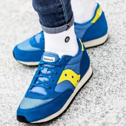 Obuwie sportowe Reebok Cl Runner Hmt V67725 niebieski 42