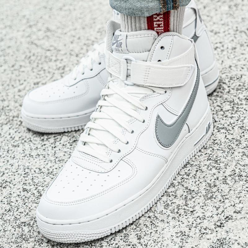 Buty męskie sneakersy Nike Air Force 1 High 07 AT4141 100