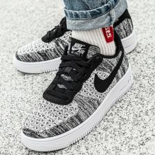 BUTY NIKE AIR FORCE 1 3 (GS) AV6252 101 OKAZJA !
