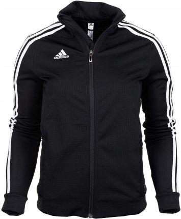 Bluza Adidas czarna rozpinana z kapturem S