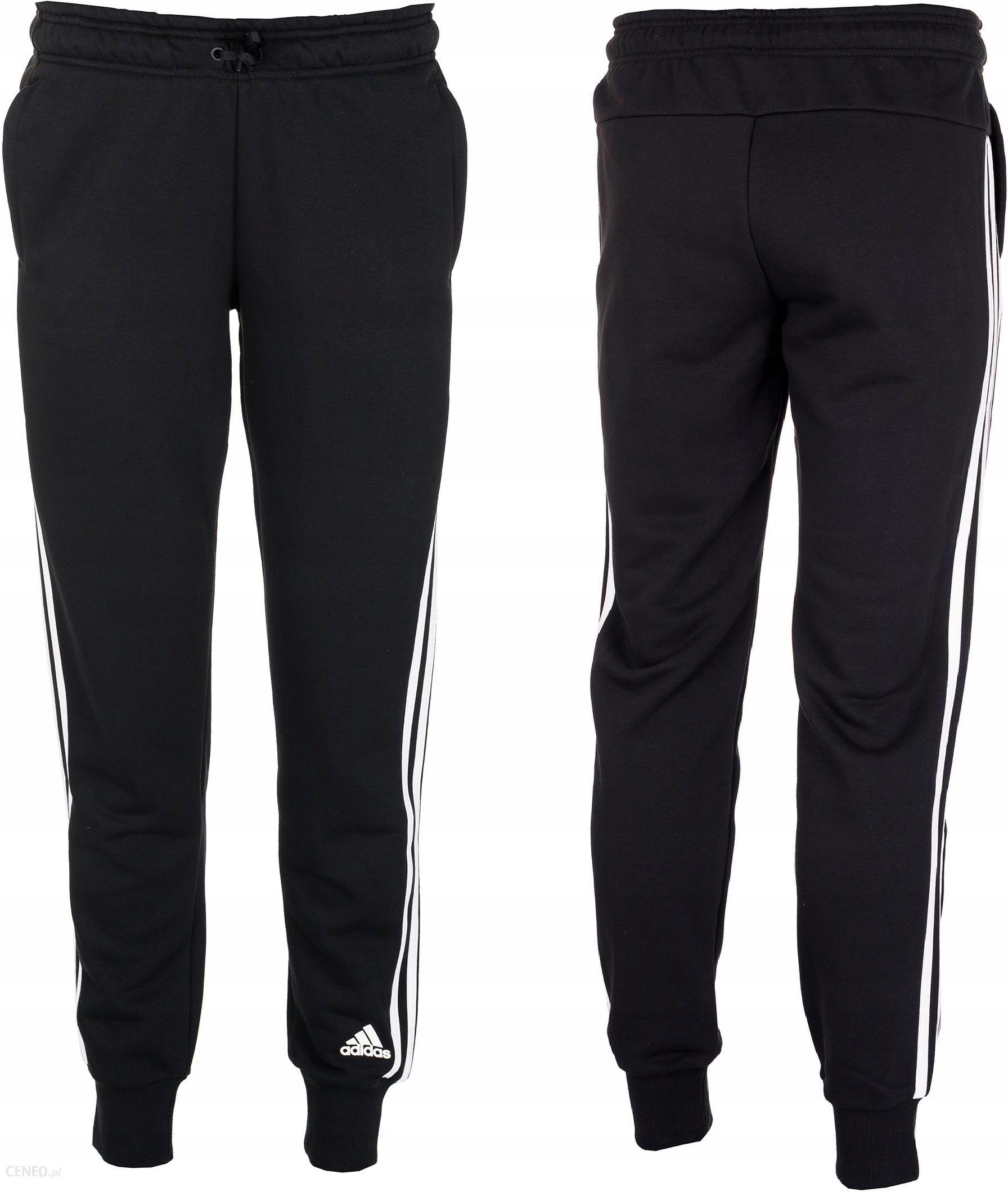 Spodnie dresowe damskie adidas czarne roz.XL Ceny i opinie Ceneo.pl