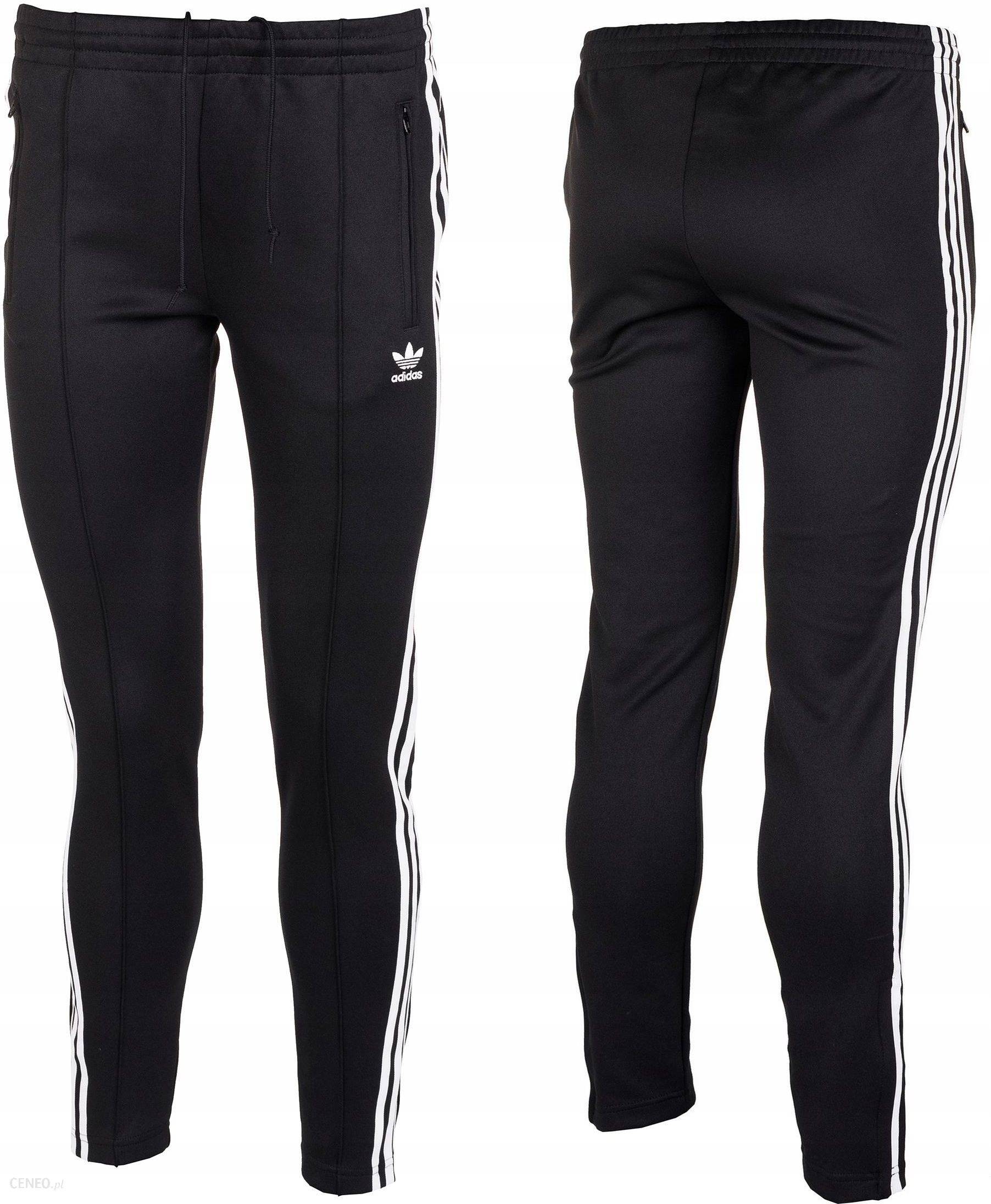 36 Spodnie Dresowe Adidas CE2400 Czarne Damskie Ceny i opinie Ceneo.pl