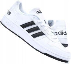 Buty sportowe męskie Logo Model Adidas Hoops Ceneo.pl