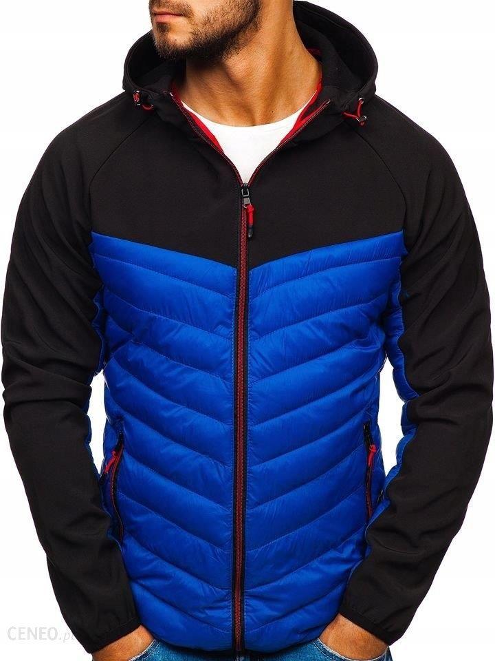 Kurtka adidas Varilite Down Jacket M DX0783 niebieska