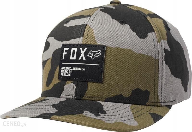 najlepsze buty gorąca sprzedaż online różne wzornictwo Odzież motocyklowa Czapka Fox Non Stop Flexfit Camo L/xl+gratis - Opinie i  ceny na Ceneo.pl