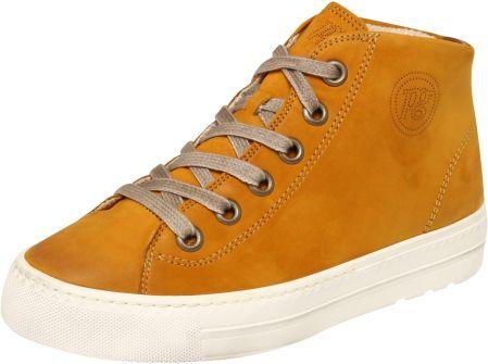 adidas Originals RITA ORA SUPERSTAR UP Tenisówki i Trampki wysokie whitecore blackbright yellow