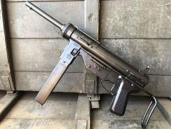 Denix Pistolet Maszynowy M3 Cal 45 Grease Gun Smarownica Ii Ws 1313 Ceny I Opinie Ceneo Pl