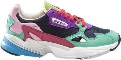 Esquivar No lo hagas Grande  Adidas FALCON W 211 MULTI COLLEGIATE NAVY HI RES GREEN r.36 - Ceny i opinie  - Ceneo.pl