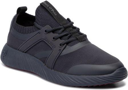 KENT 293 CZARNY Skórzane buty sportowe Ceny i opinie