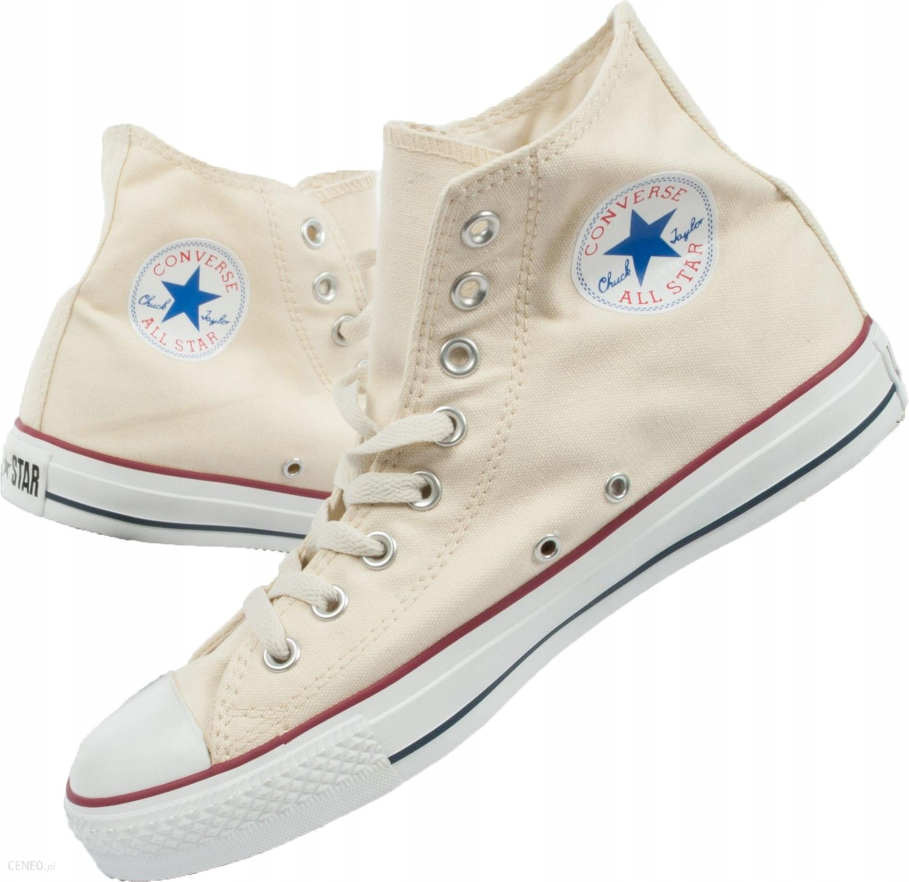 Converse Buty męskie Chuck Taylor All Star Pro białe r. 42 (159698C) ID produktu: 4571448