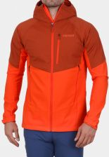 Marmot Softshellowa Rom Jacket Dark Rust Mars Orange - zdjęcie 1