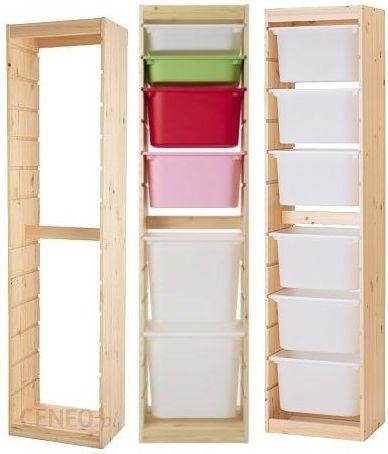 Ikea Rama Regał Szafka Półka Trofast 44x30x176 Ceny I