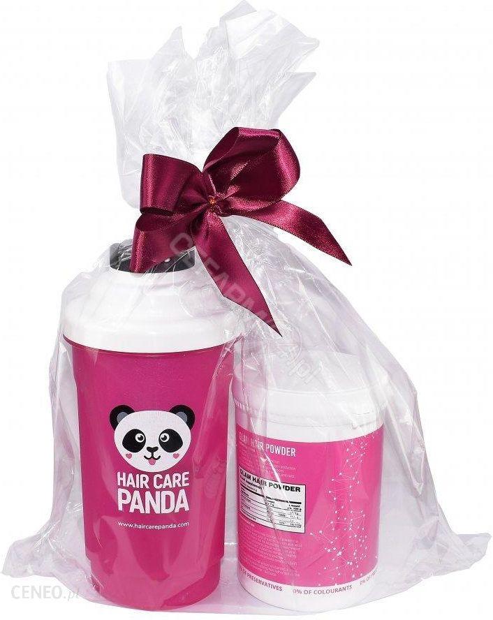 Hair Care Panda Glam Hair Powder 100 G Shaker Opinie I Ceny Na Ceneo Pl