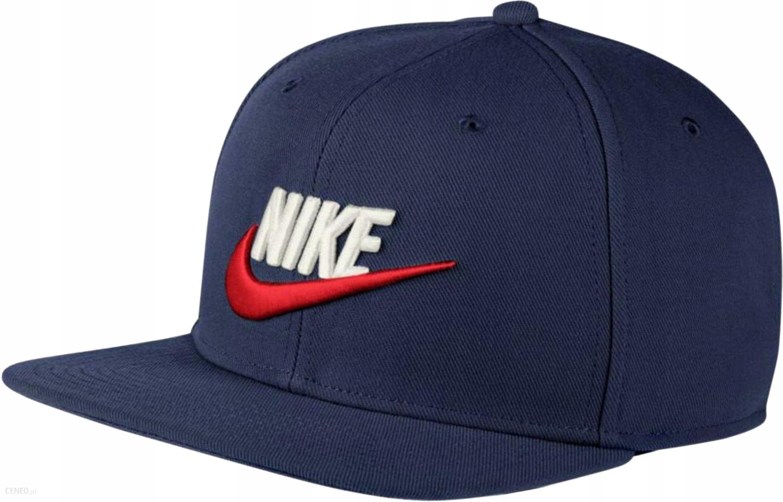 Czapka Nike Z Daszkiem Nsw Pro Futura 891284 410 Ceny i opinie Ceneo.pl