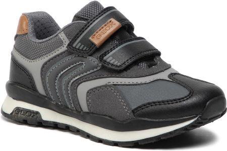 Shoes ASICS Gel Contend 4 Gs C707N BlackFiery RedShocking Orange 9023