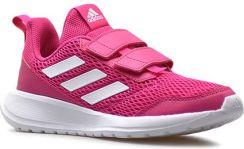 Różowe Buty adidas AltaRun Cf K Jr CG6895   Buty sportowe