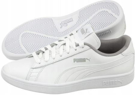 Puma buty damskie Smash Wns v2 SD Peach Bud Silver Pu 37