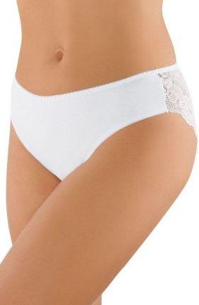 117 Figi damskie Babell Białe białe | Bielizna damska