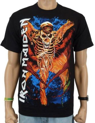 ROCK OFF KOSZULKA IRON MAIDEN - VAMPYR - Ceny i opinie T-shirty i koszulki męskie PHIX